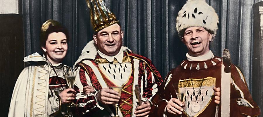 1940 – Das inoffizelle Dreigestirn