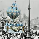 1870 – Wie sich die blauen Funken in den Rosenmontagszug schummelten