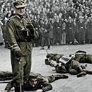 1952 – Soldaten im Rosenmontagszug